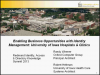 Enabling Business Opportunities with Identity Management: University of Iowa