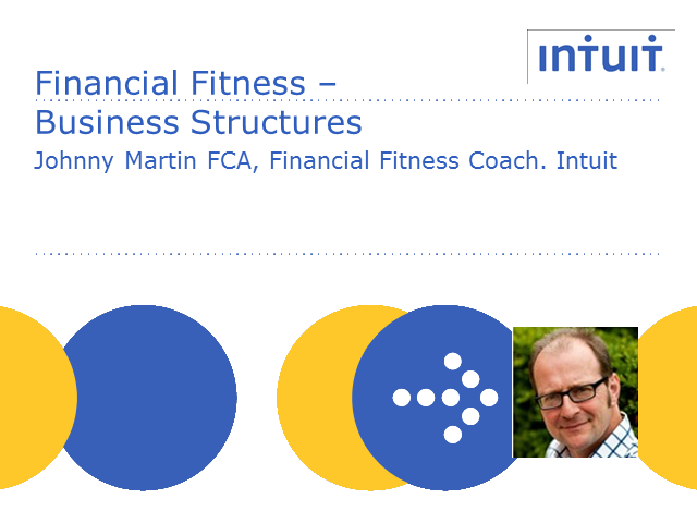 Financial Fitness: Choosing the right  business structure