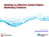 Building an Effective Global Digital Marketing Platform