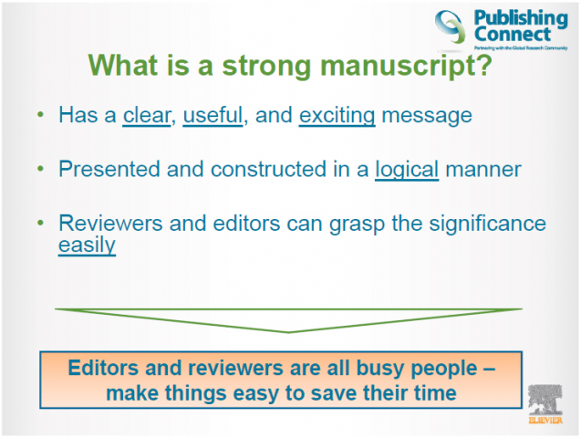How to Get Published #01 - Preparing your Manuscript