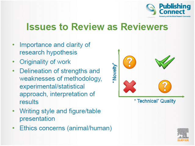 How to Review a Manuscript #02 - The Reviewing Process