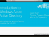 Identity & Access Capabilities for Applications on Windows Azure and Office 365