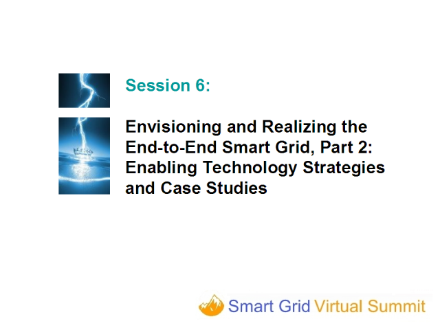 Enabling Smart Grid Technology Strategies and Case Studies