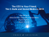 The CEO Is Your Friend: The C-Suite and Social Media in 2010