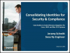 Consolidating Identities for Security & Compliance, Beyond Trust