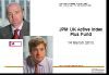 JPM Active Index Plus Fund update