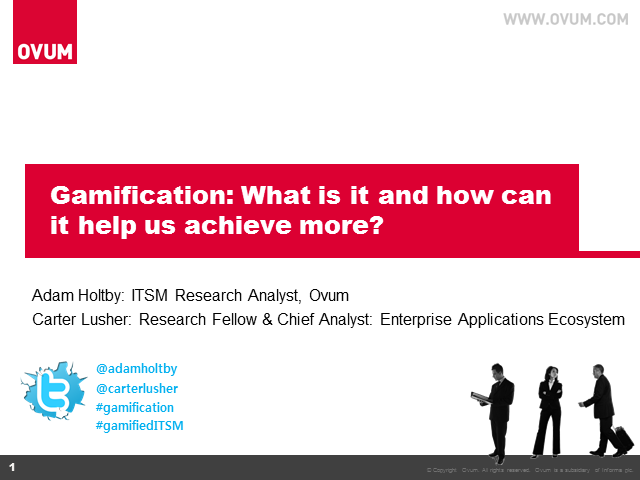Gamification: What Is it and How Can it Help us Achieve More?