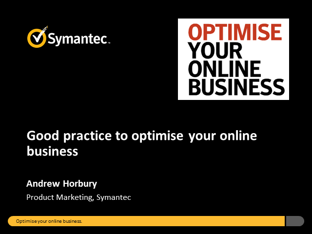 How to secure and optimise your online business