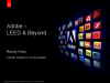 Adobe - LEED and Beyond