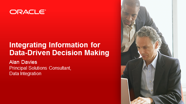 Increase your competitive advantage with data driven business decisions