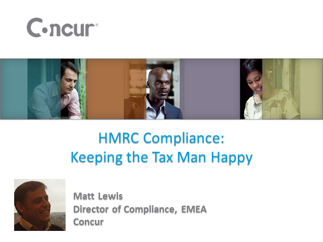 HMRC Compliance – Keeping the Tax Man Happy