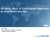 Take a DevOps Approach to Deliver Quality Applications Faster & Smash the Siloes