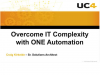 Webcast: Overcome IT Complexity with Workload Automation