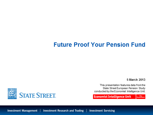 Future Proof Your Pension Fund