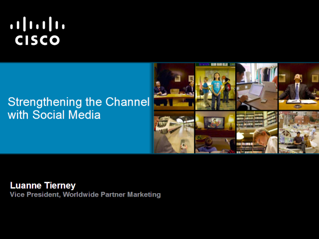 Strengthening the Channel with Social Media