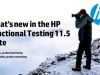 What's New in the HP Functional Testing 11.5 suite
