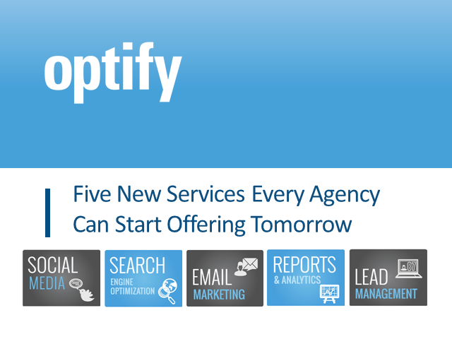 5 New Services Every Agency Can Start Offering Tomorrow