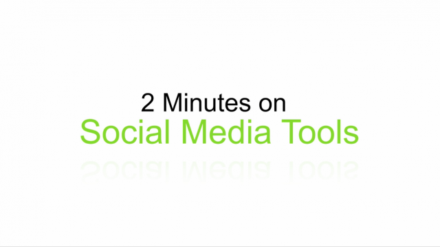 Social Media Tools Beyond Twitter, Facebook and LinkedIn #GASP