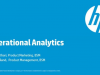 Exploit IT Big Data, make smarter operations decisions: HP Operational Analytics