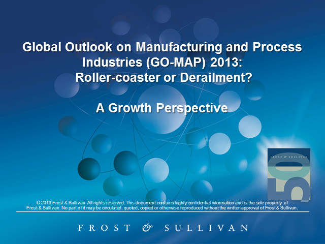 2013 Global Outlook on Manufacturing and Process Industries