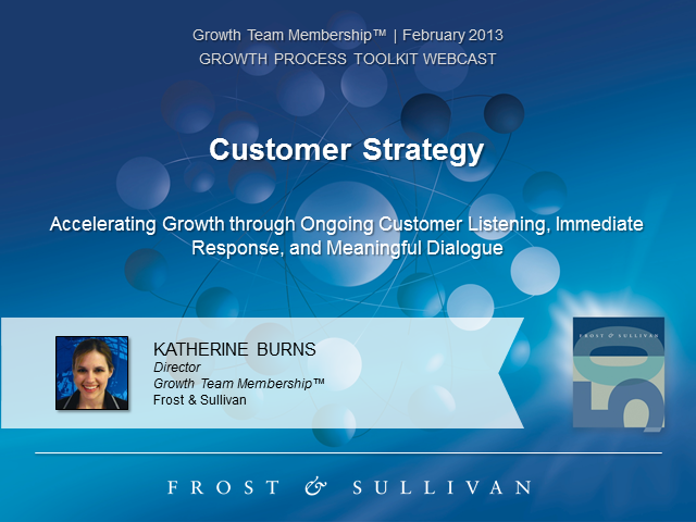 Customer Strategy: Customer Listening, Response, and Dialogue