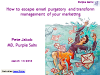How to escape email purgatory and transform management of your marketing