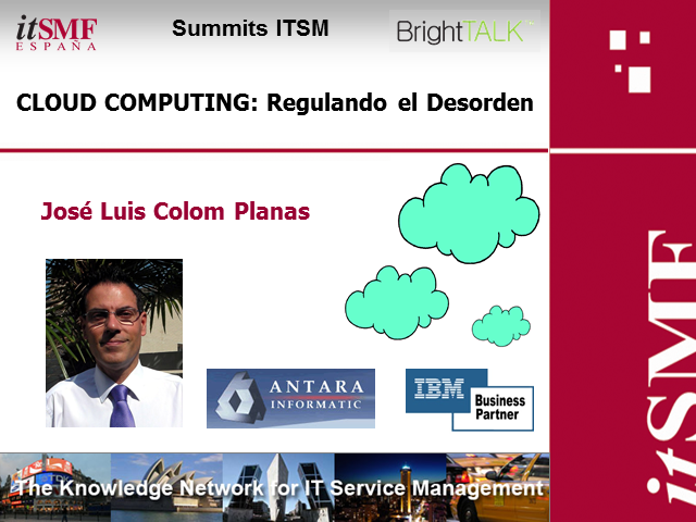 CLOUD COMPUTING: Regulando el Desorden