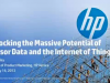 Unlocking the Massive Potential of Sensor Data and the Internet of Things