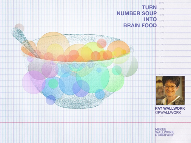 Turn Number Soup Into Brain Food