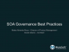 SOA Governance Best Practices