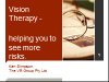 Vision Therapy - helping you to see more risks