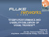 10 Gbps Performance and usability Evaluation of Visual Truview™