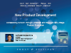 New Product Development: Early-Stage Product Evaluation