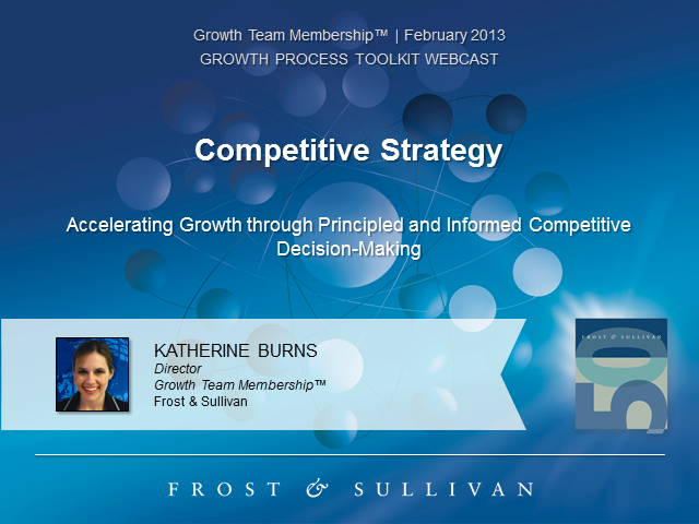 Competitive Strategy: Principled Competitive Decision-Making