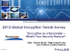 Encryption as a Barometer – What's Your Security Posture?
