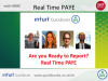 Real Time PAYE. Are you Ready to Report?