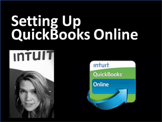 4. Setting Up QuickBooks Online