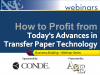 How to Profit from Today's Advances in Transfer Paper Technology