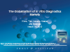 The Globalization of In Vitro Diagnostics Markets