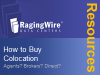 How to Buy Colocation. Agents? Brokers? Direct?