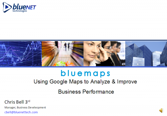 Using Google Maps To Analyze & Improve Business Performance