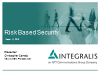 A Real World Approach to Risk-Based Security Planning