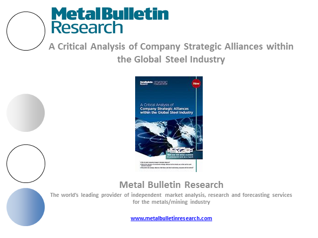 Strategic Alliances in the global Steel Industry.