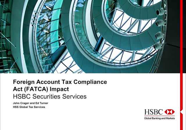Foreign Account Tax Compliance Act (FATCA) Impact