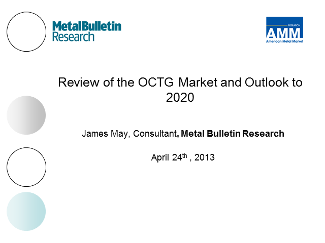 Key strategic issues for the global OCTG market