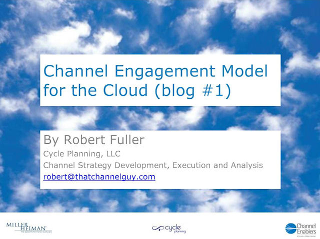 Cloud Channel Engagement #1