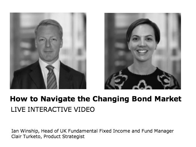 How to Navigate the Changing Bond Market