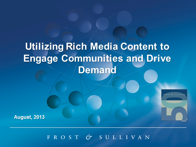 Utilizing Community Marketing to Reach Through the Media Clutter