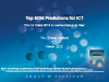 Top M2M Predictions for ICT