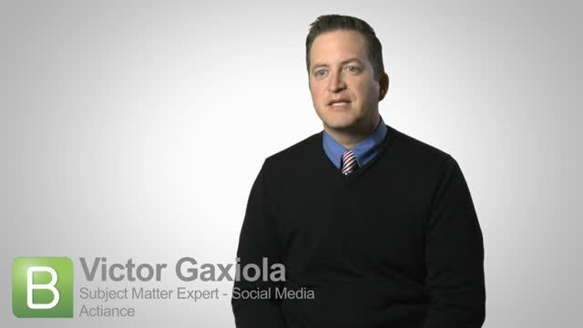2 Minutes On BrightTALK: The Real Risk of Social Media | BrightTALK